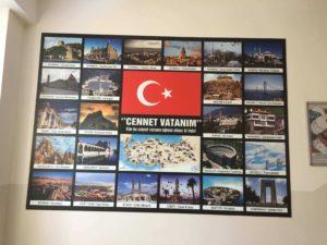 Okul Türkiye Köşesi