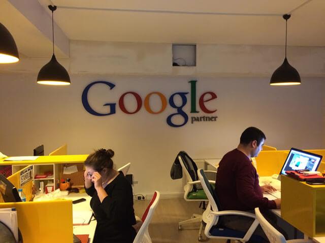 Google Harf Kesim