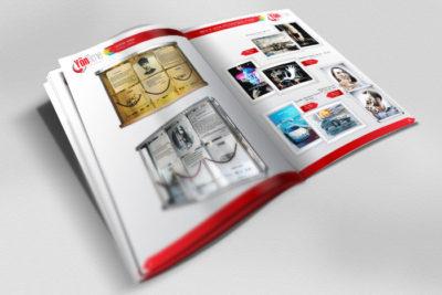 Katalog baskılı a4