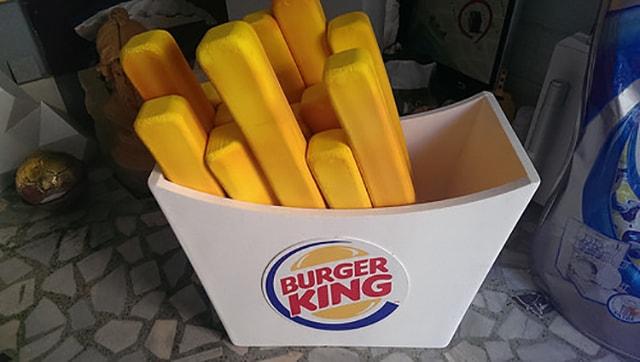 Burger King Köpük