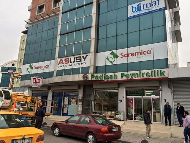 sultanbeyli cephe reklam
