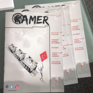 Kamer Dergi Üretimi