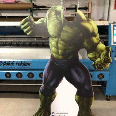 Hulk maket