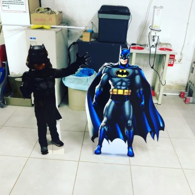 Süper Kahraman Maketi