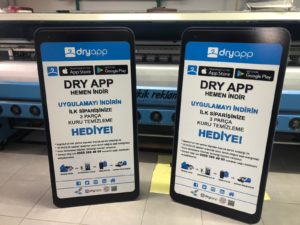 DRY APP Cut Out