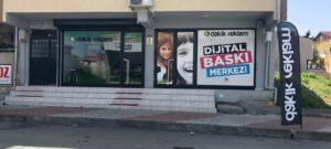 Dakik Reklam Dijital Baskı Merkezi