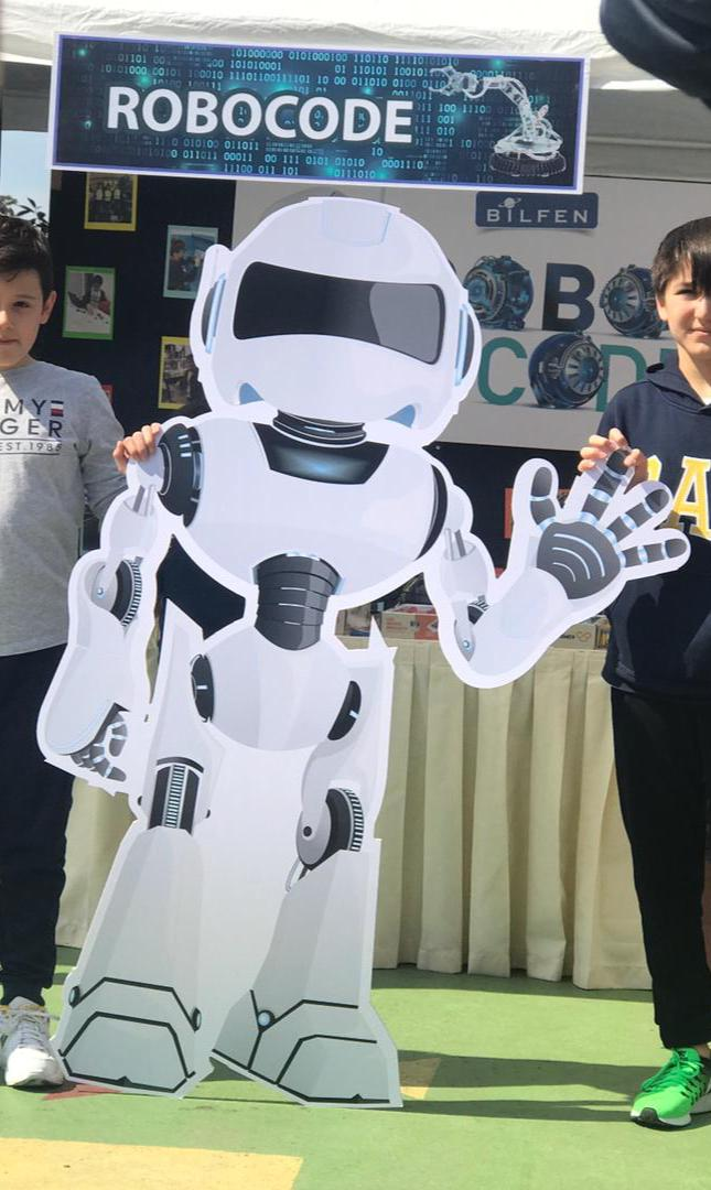 robot maket