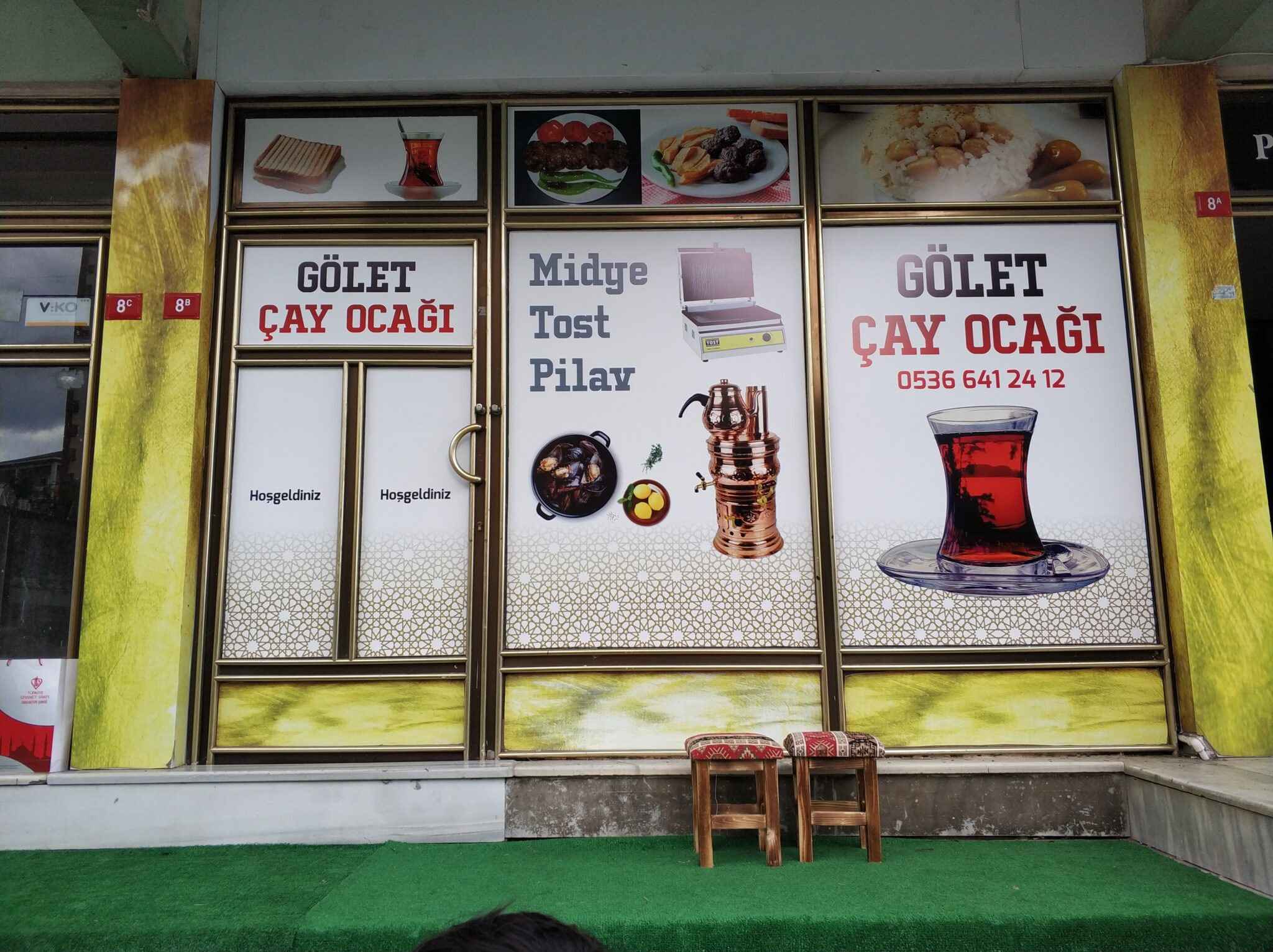 Dış Mekan Reklam Kaplama