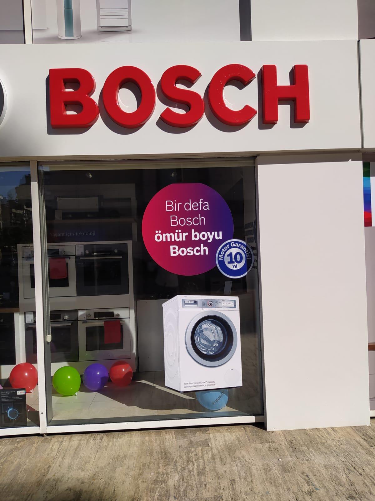 Bosch bas kes etiket