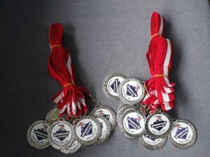 Baskılı Gümüş Madalya