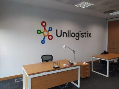 Unilogistix Cutout Logo