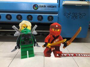 Lego Ninjago Maket