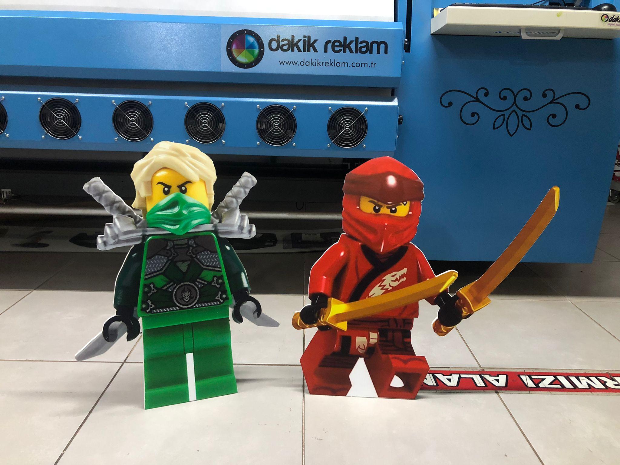 Lego Knights Maket