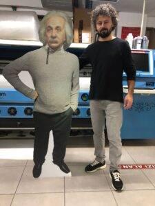 Albert maket